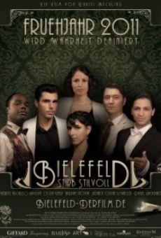 Bielefeld - stirb stilvoll online free