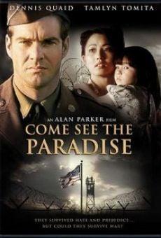 Ver película Bienvenido al paraíso