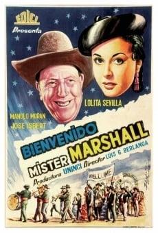Benvenuto Mr. Marshall! online