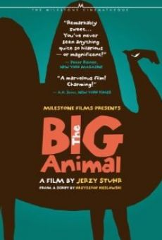 Ver película Big Animal
