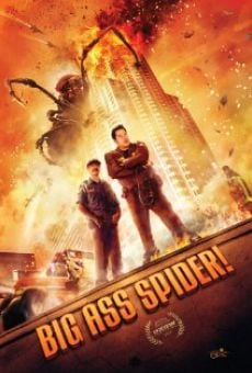 Película: Big Ass Spider!