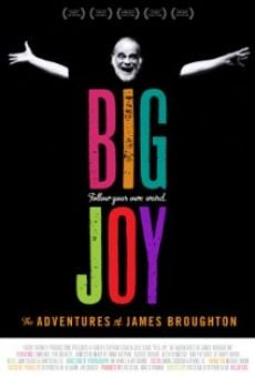 Big Joy: The Adventures of James Broughton online