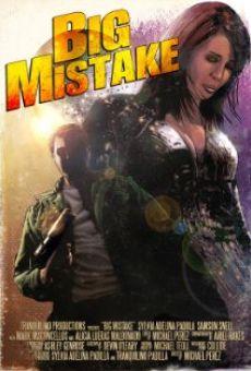 Big Mistake online