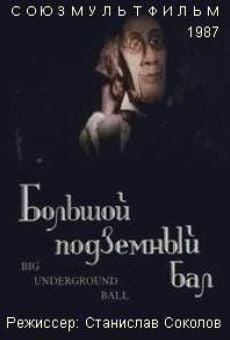 Ver película Big underground ball