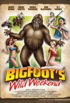 Bigfoot's Wild Weekend online free