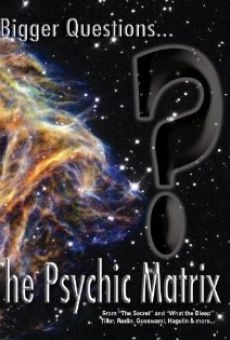 Bigger Questions... The Psychic Matrix