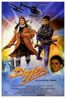 Ver película Biggles, el viajero del tiempo