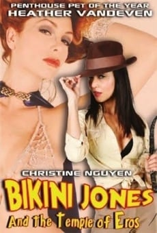 Película: Bikini Jones and the Temple of Eros