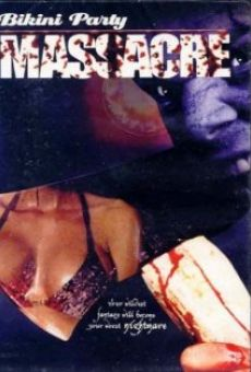 Ver película Bikini Party Massacre