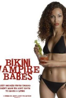 Ver película Bikini Vampire Babes