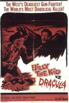 Ver película Billy the Kid vs. Dracula