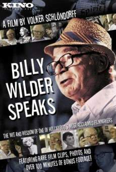 Billy Wilder: confessions