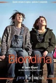 Ver película Biondina