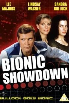 Ver película Bionic Showdown: The Six Million Dollar Man and the Bionic Woman