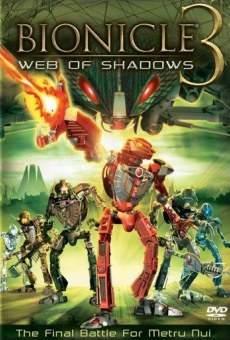 Ver película Bionicle 3: La red de las sombras