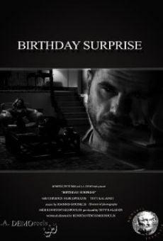 Ver película Birthday Surprise