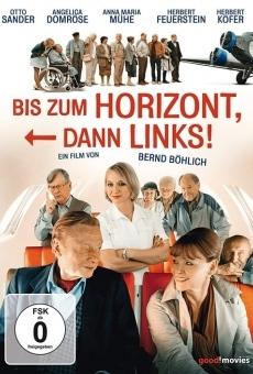 Ver película Bis zum Horizont, dann links