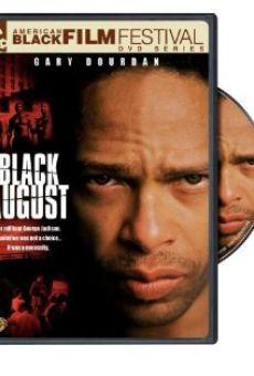 Black August online kostenlos