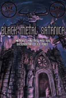 Ver película Black Metal Satanica