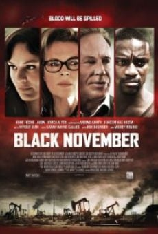 Película: Black November