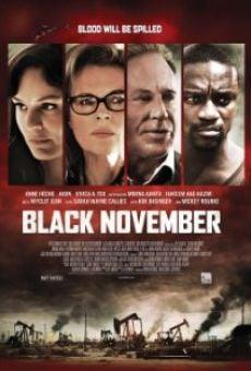 Watch Black November online stream