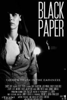 Ver película Black Paper