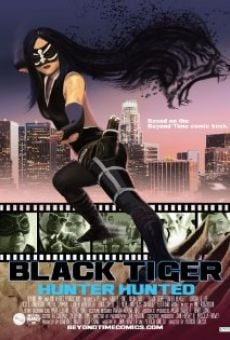 Película: Black Tiger: Hunter Hunted