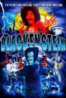Ver película Blackenstein