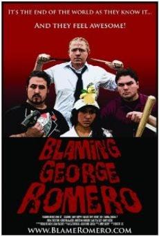 Ver película Blaming George Romero