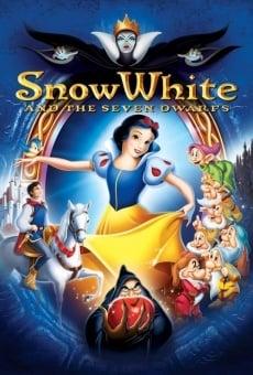 Ver película Blancanieves y los siete enanitos
