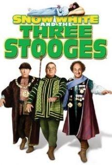 Ver película Blancanieves y los tres vagabundos
