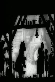 Película: Blancanieves y Rosarroja