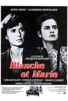 Ver película Blanche and Marie
