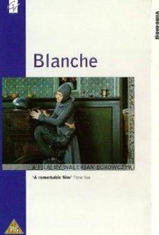 Ver película Blanche
