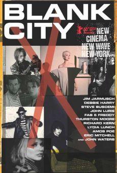 Ver película Blank City