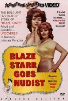 Ver película Blaze Starr Goes Nudist
