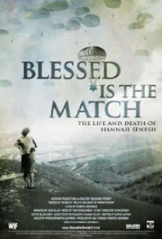 Blessed Is the Match: The Life and Death of Hannah Senesh online streaming