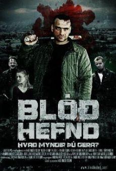 Ver película Blóðhefnd