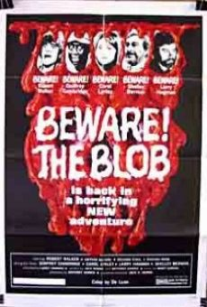 Ver película Blob. Masa mortal