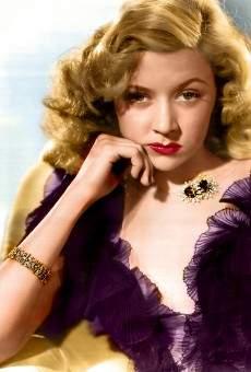 Ver película Blonde fever
