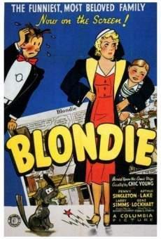 Ver película Blondie