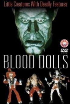 Ver película Blood Dolls: La venganza de los muñecos