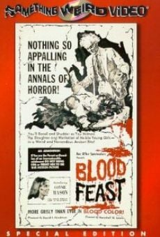 Ver película Blood Feast