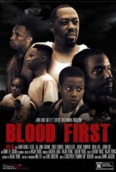 Blood First online streaming