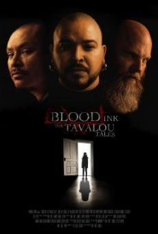 Película: Blood Ink: The Tavalou Tales