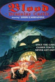 Ver película Blood of Dracula's Castle