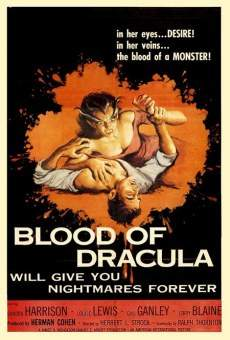 Ver película Blood of Dracula