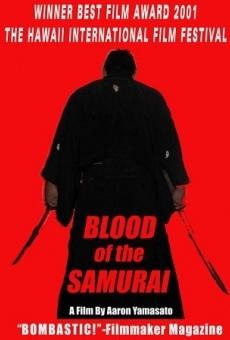 Ver película La sangre del samurái