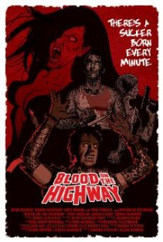 Blood on the Highway online streaming