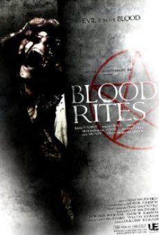 Ver película Blood Rites